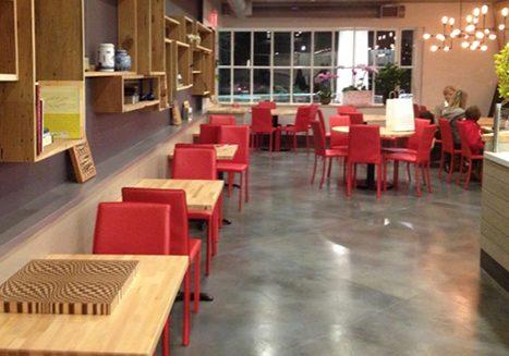 Best Epoxy Metallic Epoxy Is For Restaurants And Retail Stores - Epoxy floor coating for restaurants